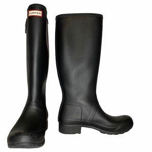 Hunter Original Tall Matte Rain Boots